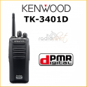 PMR446 Walkie KENWOOD TK-3401D (digital e analógico)
