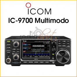 ICOM IC-9700 Emisora Multimodo